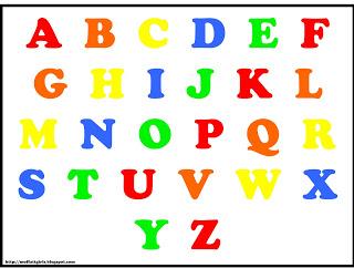 Beginning Sounds Alphabet Scoops!