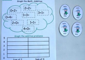 Graph the Math-Addition