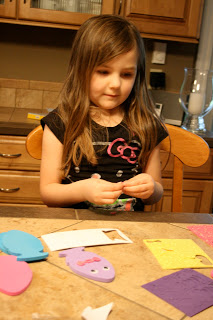 Unofficial Toddler/Preschooler Tasks