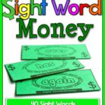 Sight Word Money!
