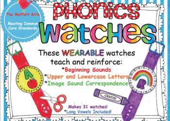 Phonics Watches!