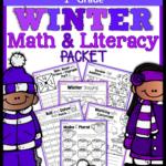 Winter Math and Literacy Packet (First Grade)