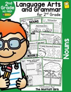 Nouns (Language Arts and Grammar)