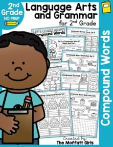 Compound Words (Language Arts and Grammar)