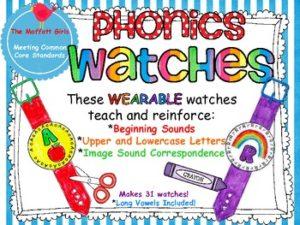 Phonics Watches