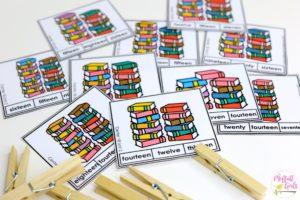 Math Game, Kindergarten, Kindergarten Math, Counting, Numbers, Math Games, Kindergarten Math, Number Order,