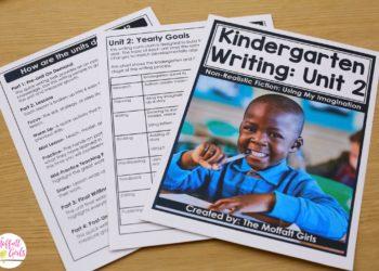 Kindergarten Writing: Non-Realistic Fiction